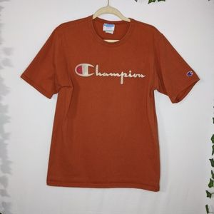 Champion Vintage Spell Out Tee